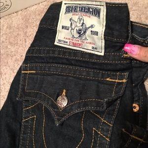 True religion men jean size 30
